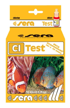 Сера Cl -Test 15ml