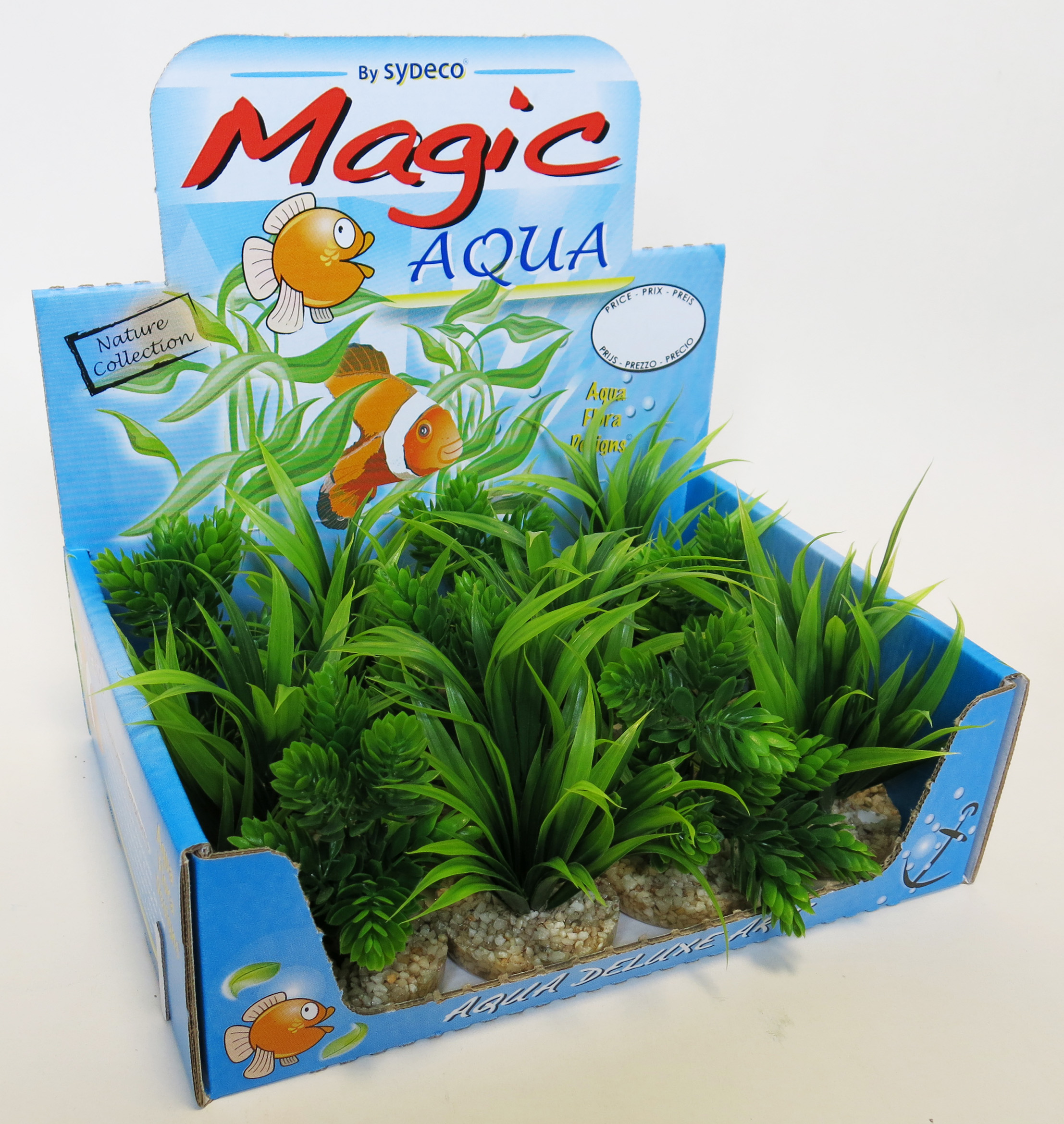 Растение Magic Aqua Naturals 11см от Sydeco, Франция