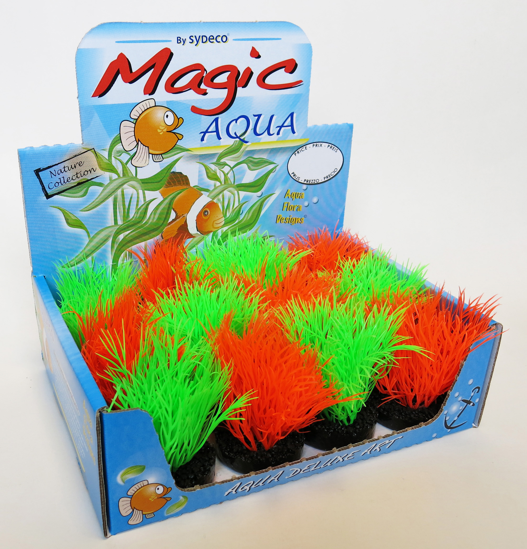 Растение  Magic Aqua Fun  11см от Sydeco, Франция